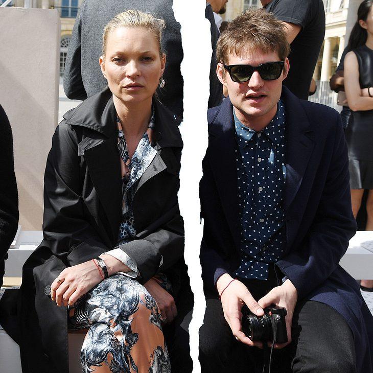 Kate Moss: Trennung von Graf Nikolai von Bismarck!