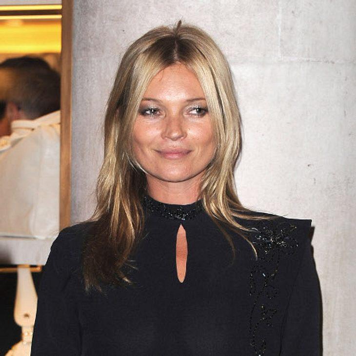 Kate Moss brachte viel Geld ein.