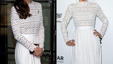 Herzogin Kate und Paris Hilton: Style-Zwillinge! - Foto: Getty Images