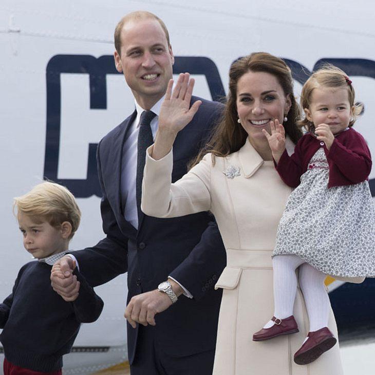 Herzogin Kate: Ist sie wieder schwanger?
