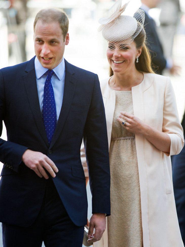 Kate und William planen eine große Einweihungsparty