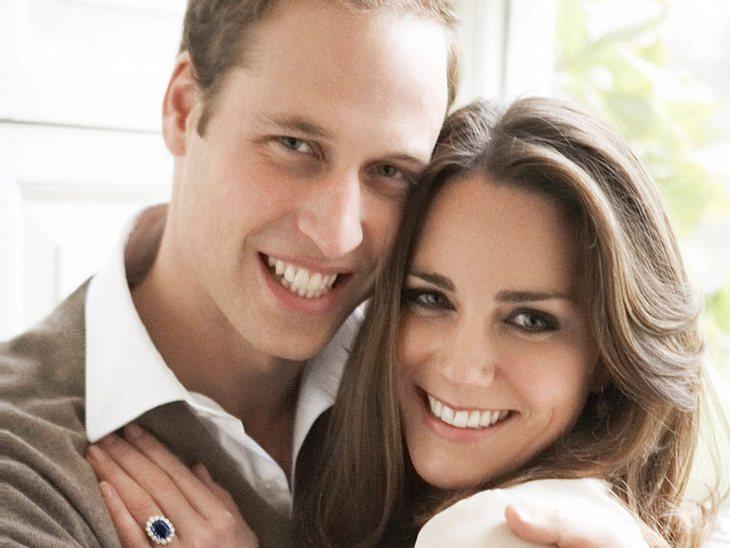 Herzog Catherine und Prinz William haben schon einen Namen für ein Mädchen