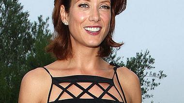 Wer wissen will, wie eine verliebte Frau aussieht, sollte mal einen prüfenden Blick auf Kate Walsh werfen... - Foto: GettyImages
