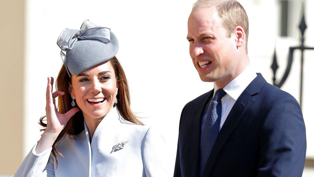 Prinz William & Herzogin Kate: Statement zu Baby Sussex