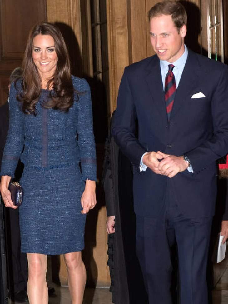 Berühmte Paare und ihre On-Off-LiebeGanz so turbulent wie bei seinem Bruder geht es bei Prinz William (29) in Liebesdingen nicht zu, aber auch bei ihm und Kate (30) lief nicht immer alles so rund.2007 trennte sich das Vorzeigepaar für einig