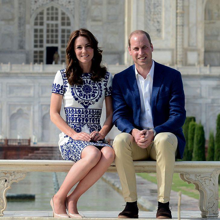 Herzogin Kate & Prinz William: Tolle Neuigkeiten für ganz England!