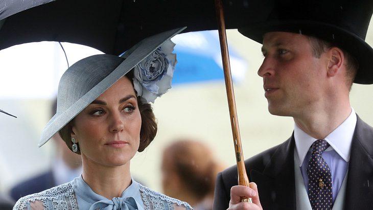 Prinz William & Herzogin Kate: Fremdgeh-Skandal! So schlimm ist es für die 37-Jährige