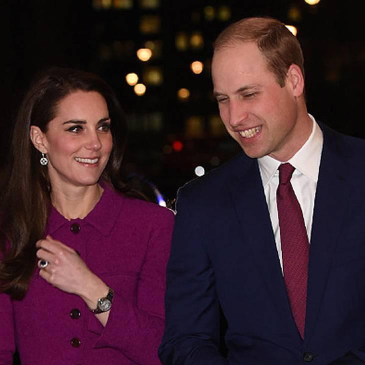 Herzogin Kate und Prinz William Trennung