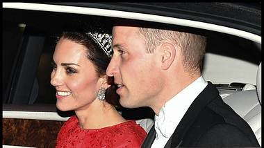 Kate und William - Foto: Imago