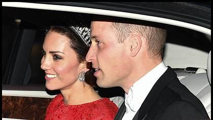Herzogin Kate & Prinz William - Foto: Imago