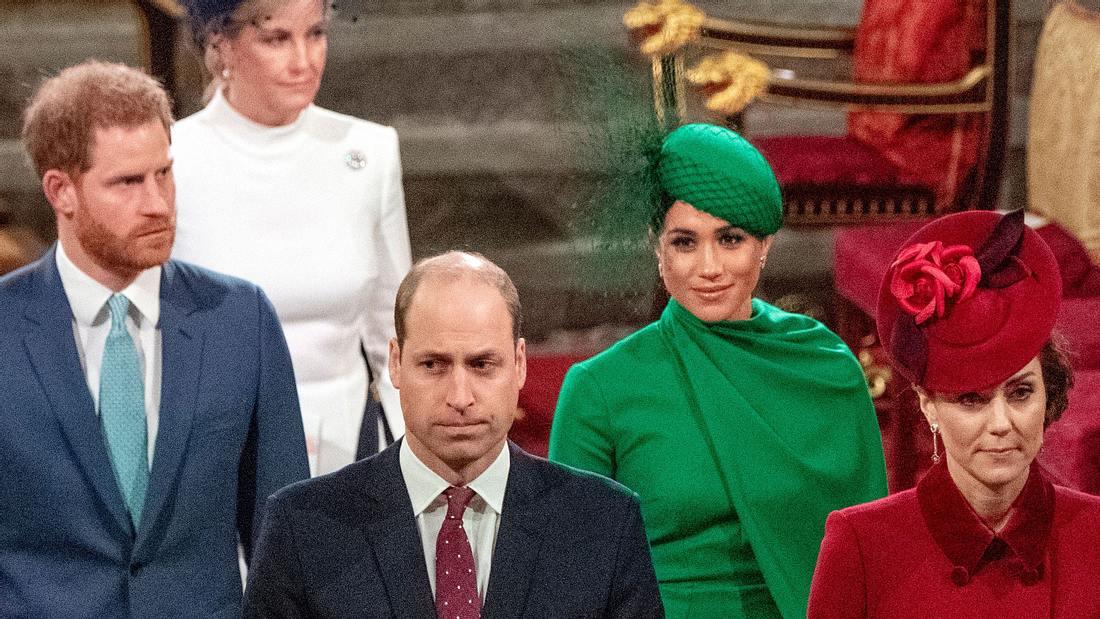 Herzogin Meghan & Prinz Harry: Es herrscht nur noch Hass!