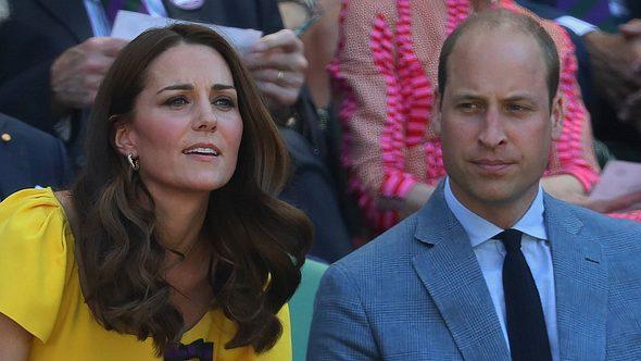 Herzogin Kate & Prinz William - Foto: imago images / PanoramiC