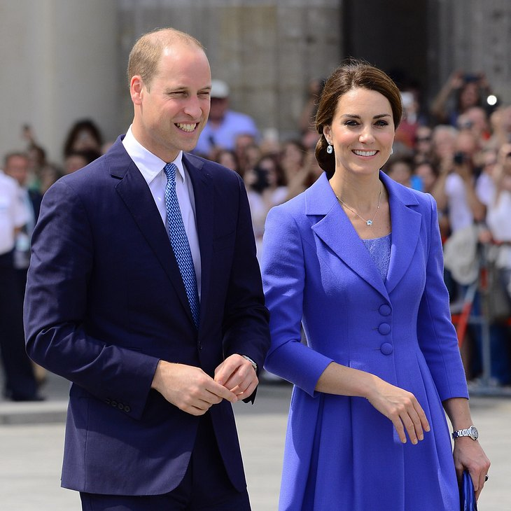 Das royale Traumpaar erwartet Zwillinge