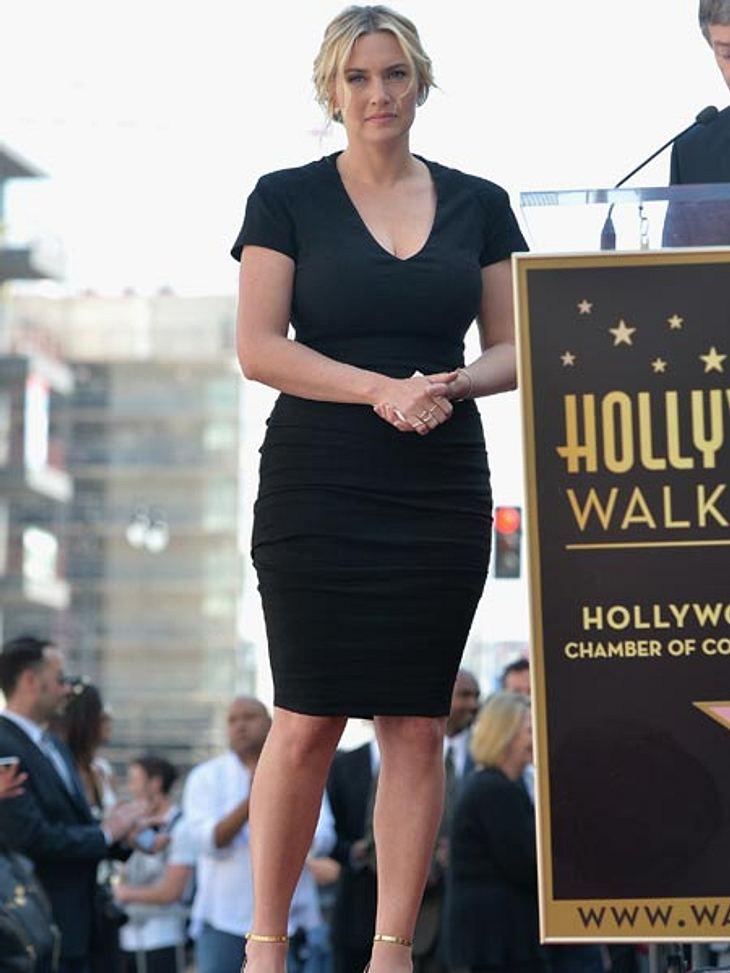 Kate Winslet zeigt ihren fantastischen After-Baby-Body.