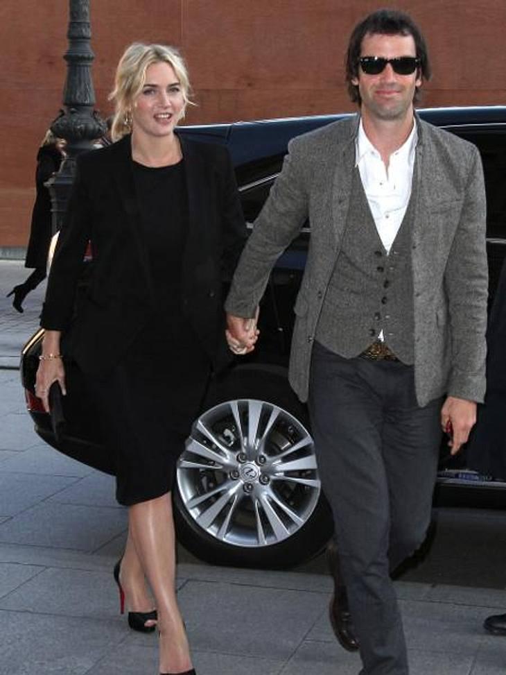 Kate Winslet und Ned Rocknroll haben geheiratet