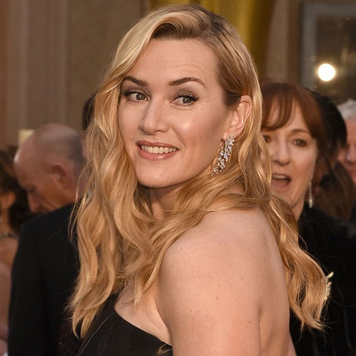 Erwartet Kate Winslet ein Baby?