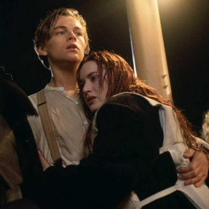 Kate Winslet enthüllt Titanic-Lüge: Jack hätte nicht ... Kate Winslet Titanic