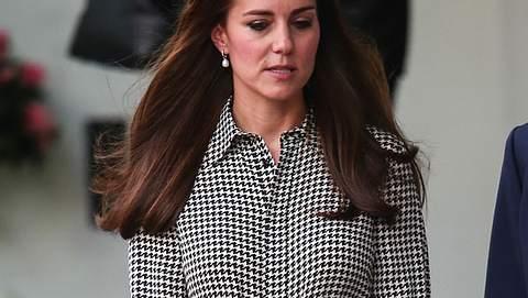 Herzogin Kate schämt sich für ihre Mutter - Foto: WENN.com