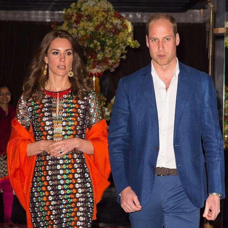 Herzogin Kate versteht keinen Spaß, wenn es um ihren William geht!