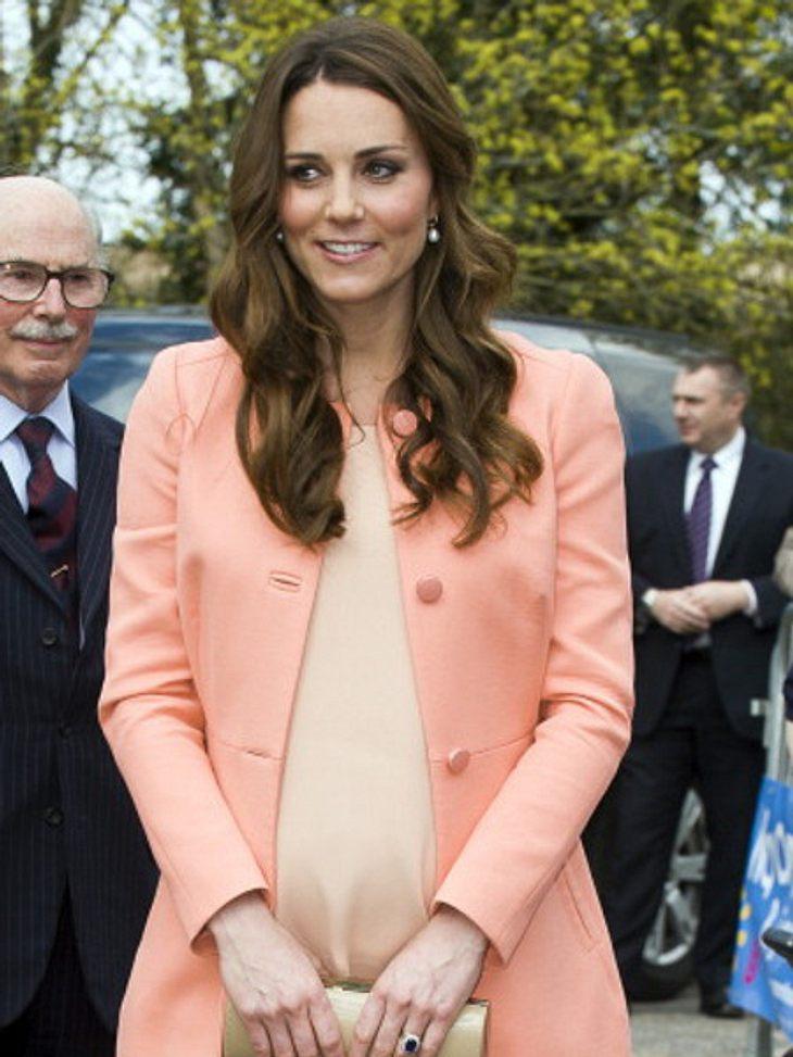 Kate und William bekommen Unterstützung für das ersehnte Baby!