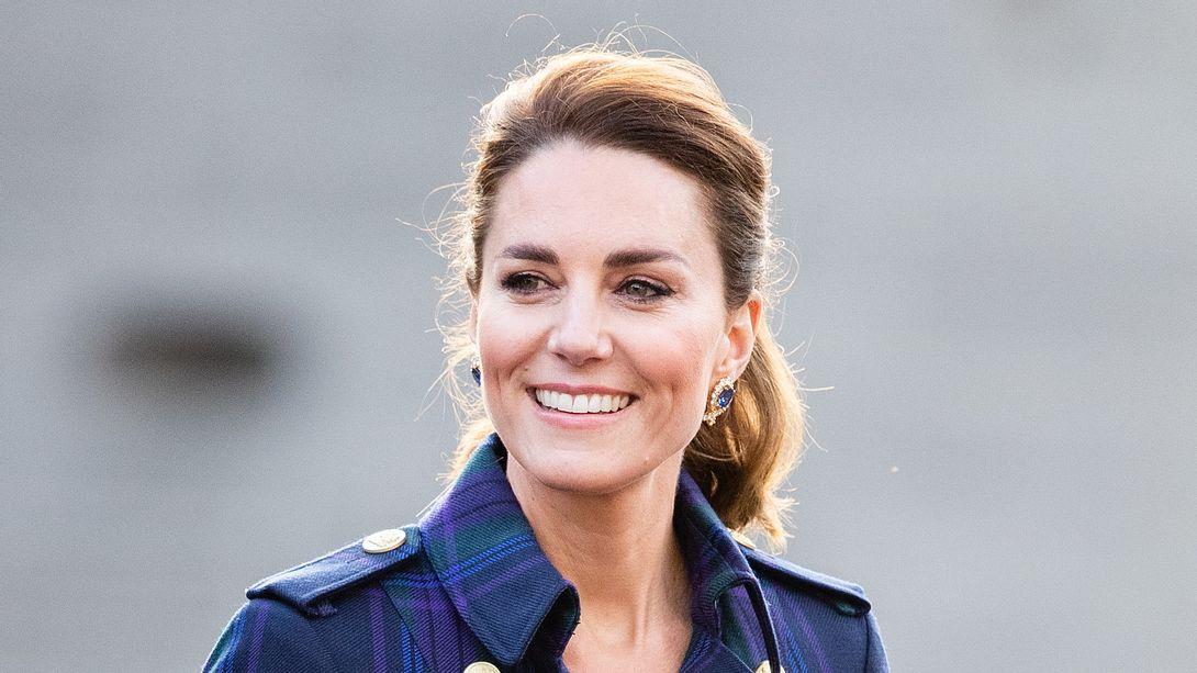 Kate in Schottland - Foto: Getty/Max Mumby/Indigo