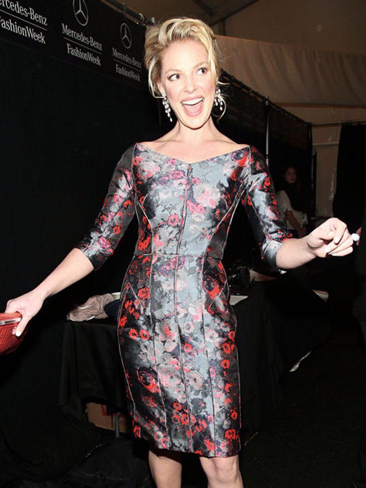 Ist Hollywood-Darling Katherine Heigl wirklich eine Super-Zicke?
