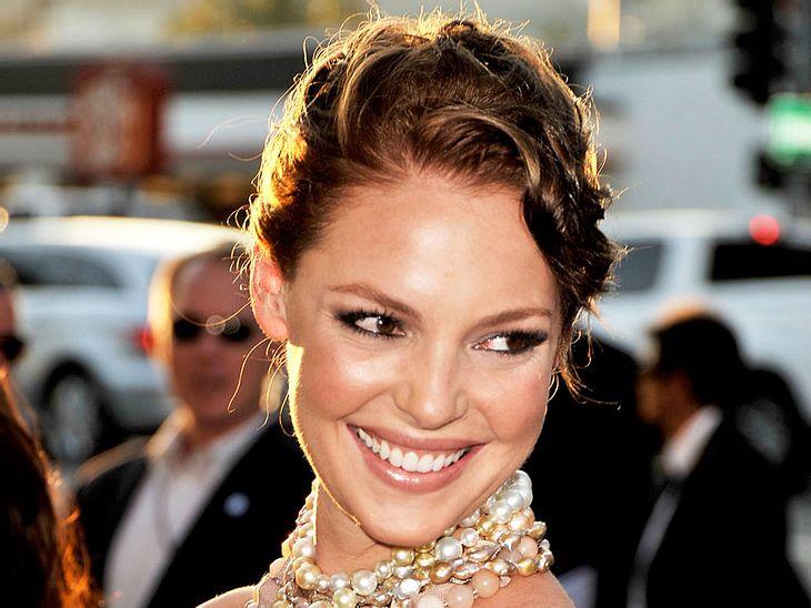 """Blond oder brünett - was steht """"Grey's Anatomy""""-Star Katherine Heigl besser?"""