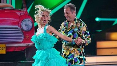Kathrin Menzinger und Kai Ebel - Foto: TVNOW/ Stefan Gregorowius