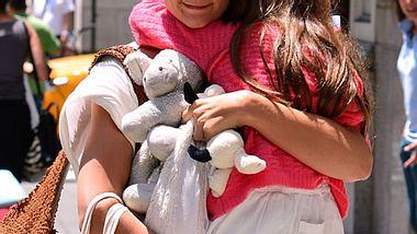 Katie Holmes will Namen von Tochter Suri ändern