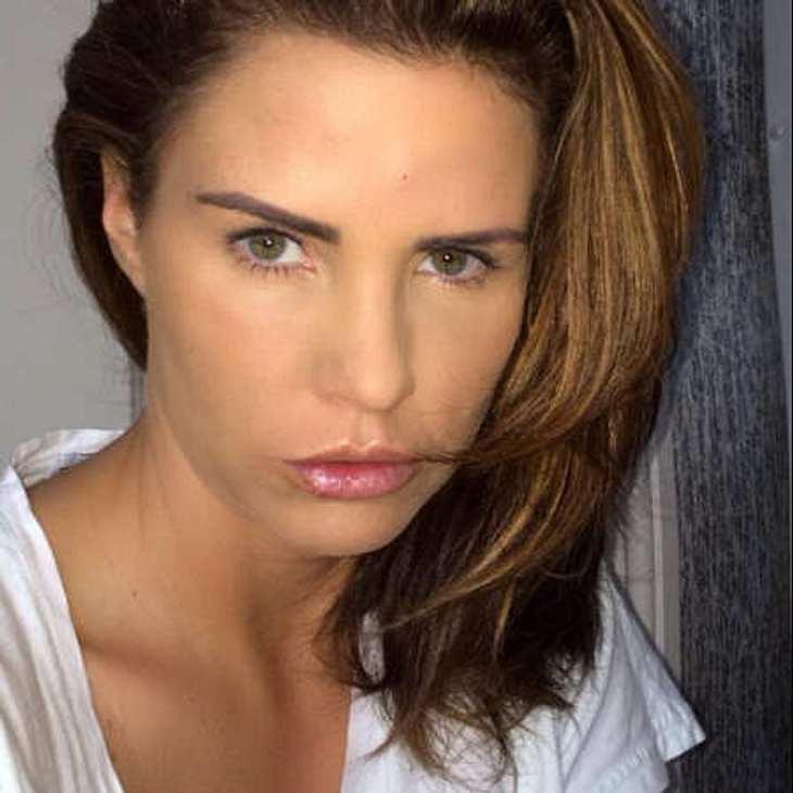 Katie Price: Haare ab!
