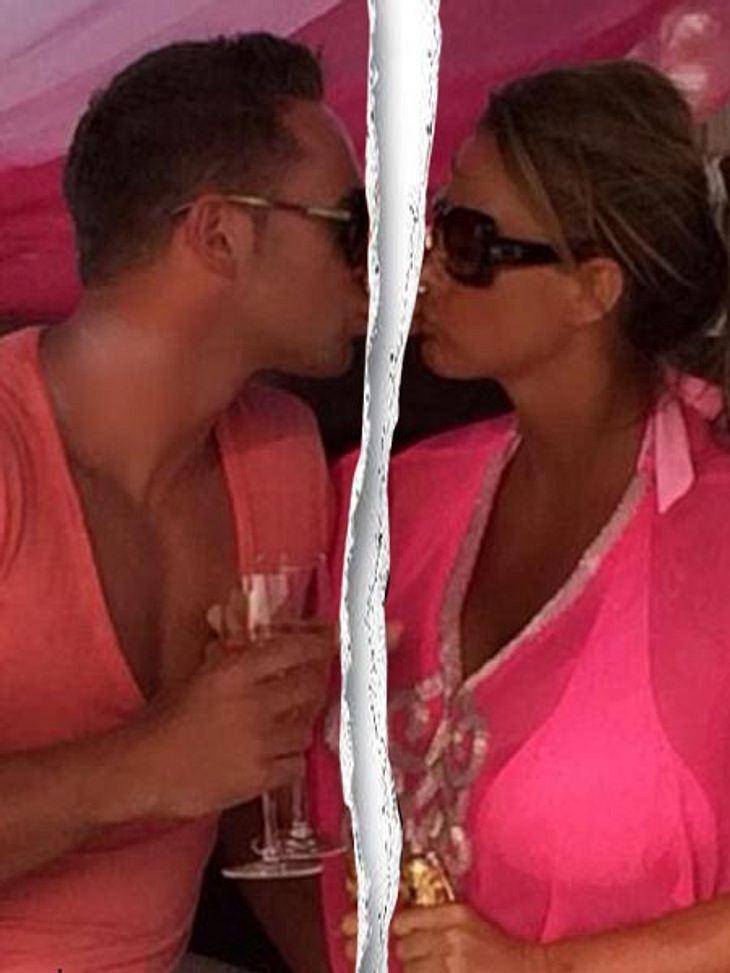 Durch die rosarote Brille sah sie nicht, wie er sie betrog