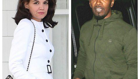 Katie Holmes & Jamie Foxx haben Angst vor Tom Cruises Reaktion