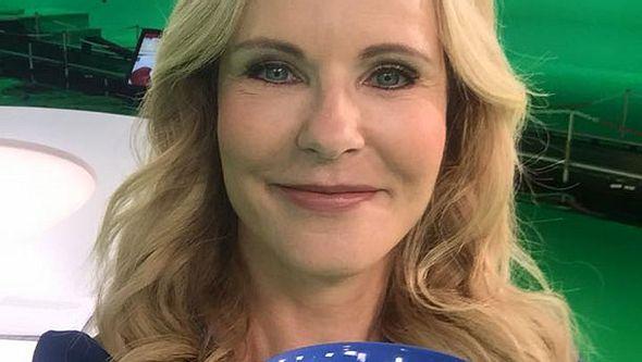 Katja Burkard: RTL-Moderatorin zeigt sich so freizügig wie nie! - Foto: Facebook.com / Katja Burkard