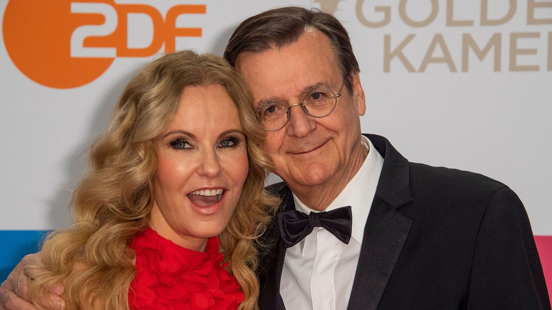 Katja Burkard und Mann