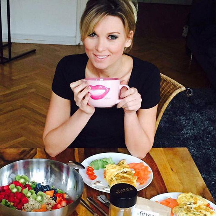 Katja Kühne zieht für die Liebe nach Braunschweig