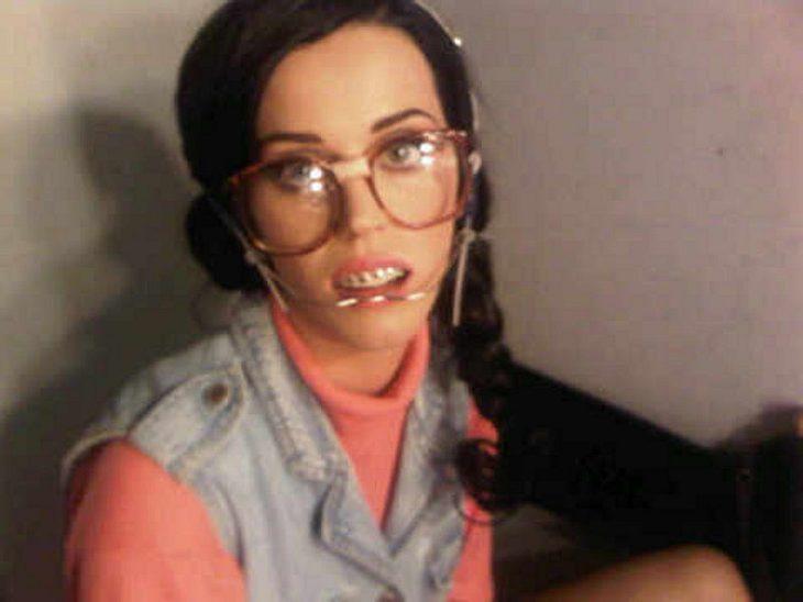 Als Streberin fand sogar ihr Verlobter Russell Brand Katy Perry abstoßend.