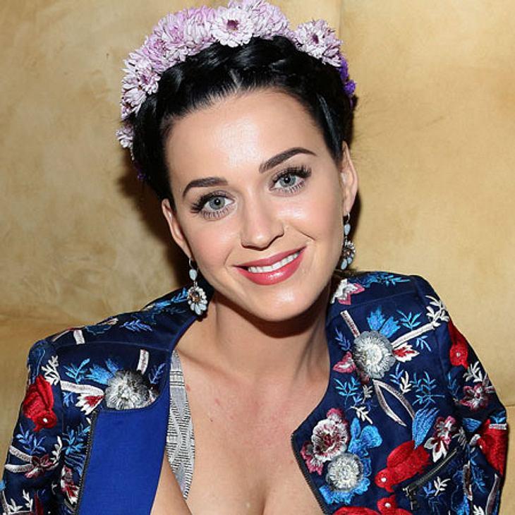 Katy Perry kann nicht richtig lesen
