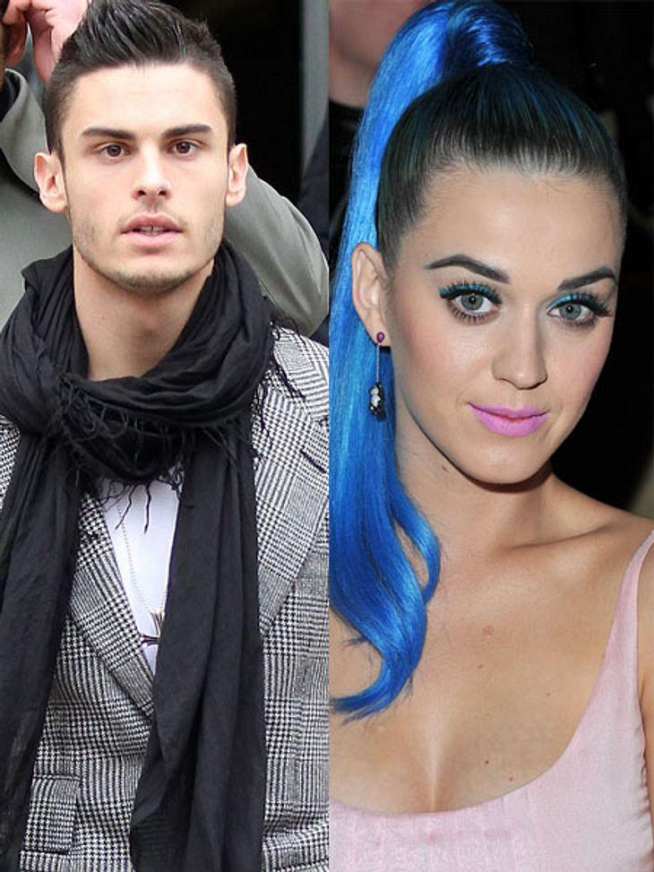 Katy Perry und Ihr neuer Freund Baptiste