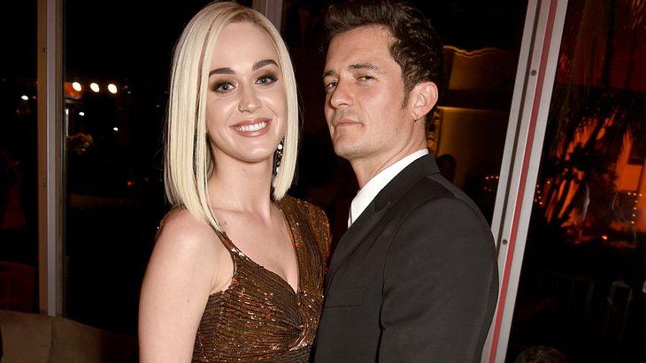 Katy Perry & Orlando Bloom: Süße Baby-Überraschung!