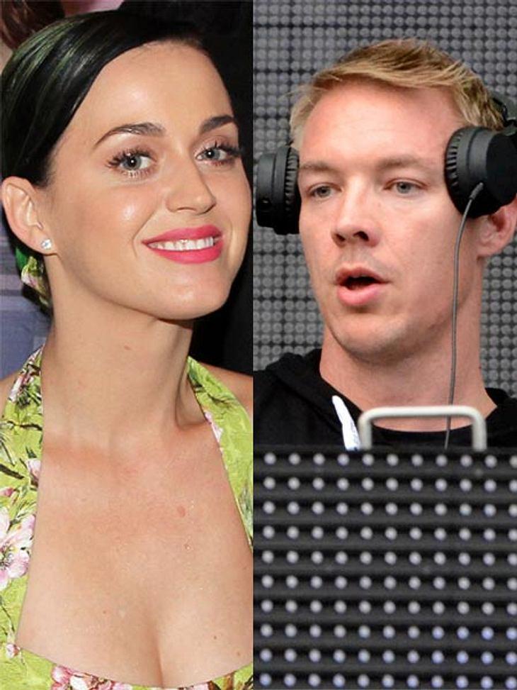 Katy Perry: Heißes Date mit Elektro-DJ!