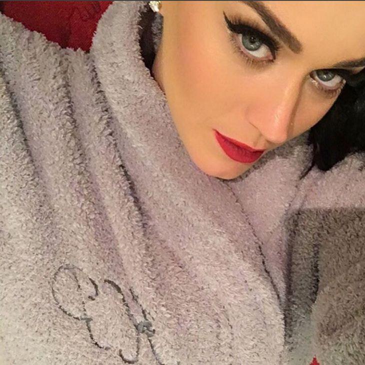 Katy Perry bringt manchmal Kinder zur Welt