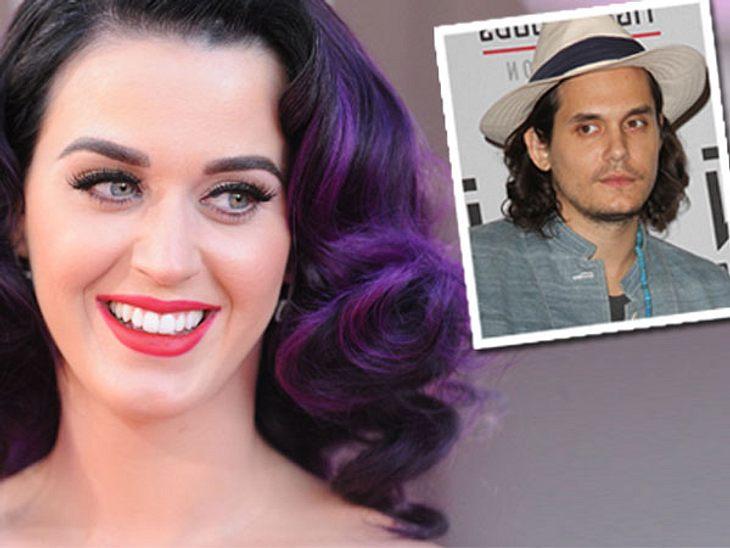 Katy Perry und John Mayer haben offenbar eine Affäre
