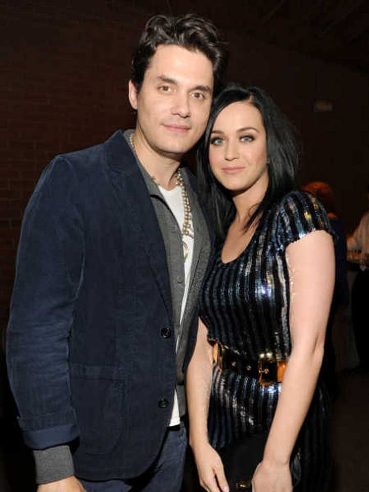 Katy Perry und John Mayer haben sich mal wieder getrennt - in aller Freundschaft.