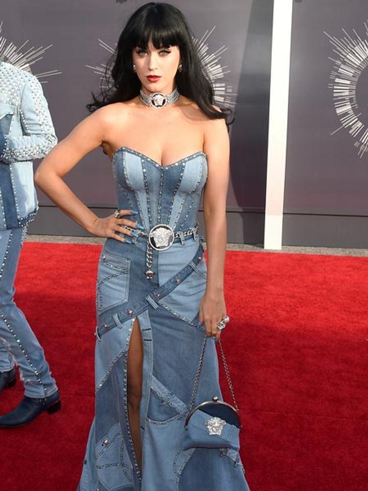Katy Perry & Co.: So heißen die Stars wirklich