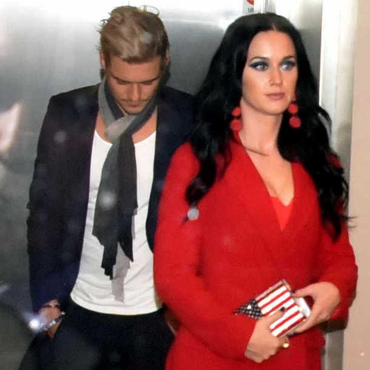 Katy Perry und Orlando Bloom wagen den nächsten Schritt!