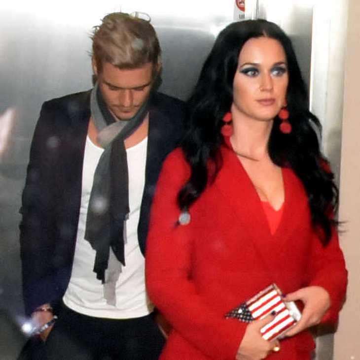 Katy Perry & Orlando Bloom: Heimliche Verlobung noch vor Weihachten?