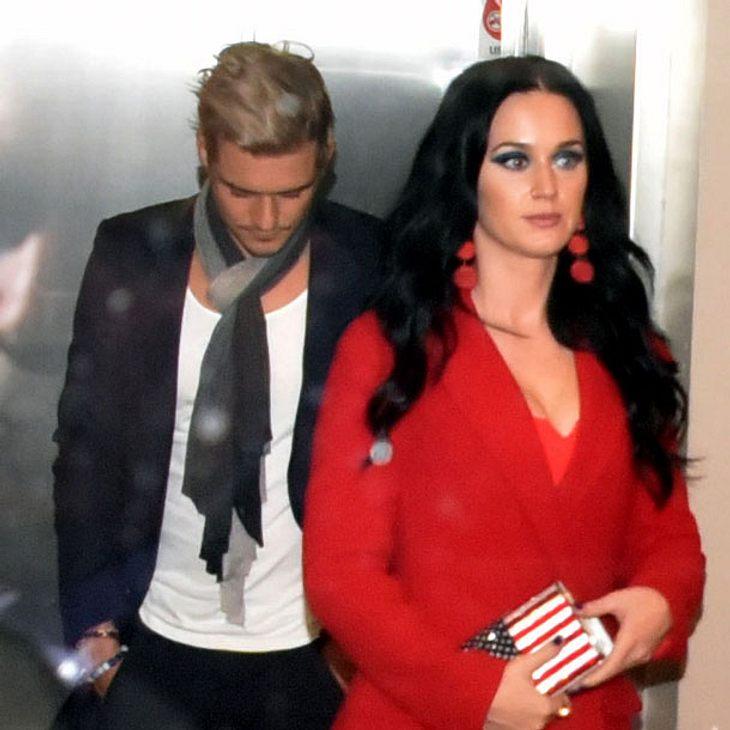 Orlando Bloom und Katy Perry feiern zusammen