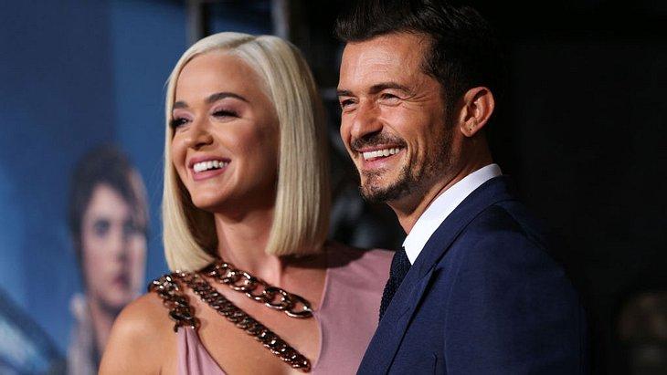 Katy Perry und Orlando Bloom: Haben sie Zweifel?