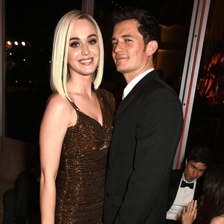 Katy Perry: Liebescomeback mit Orlando Bloom
