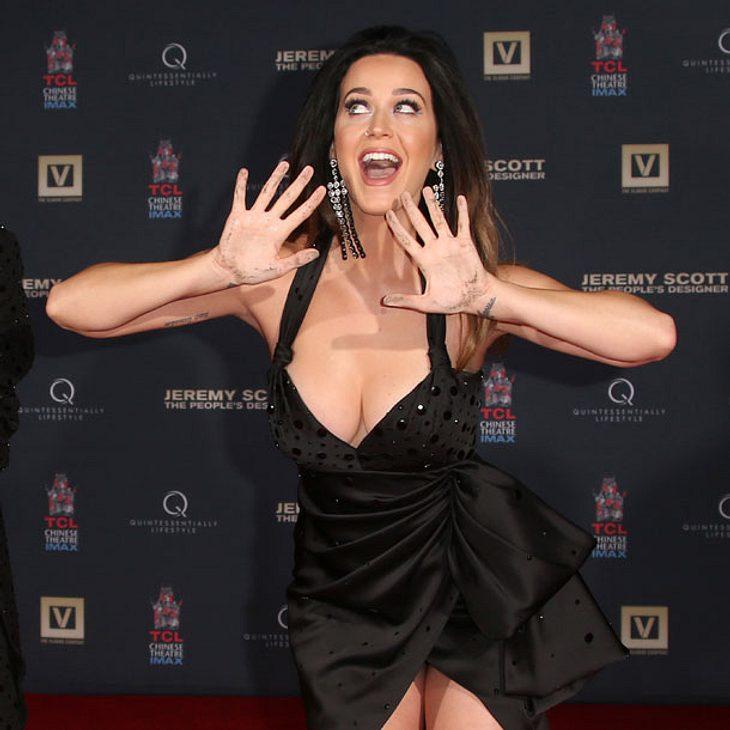 Katy Perry: Popo-Blitzer